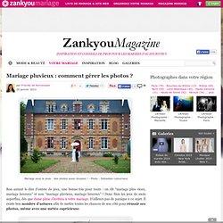 Mariage pluvieux : comment gérer les photos ?