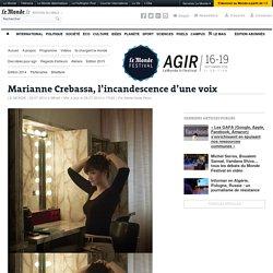 Marianne Crebassa, l'incandescence d'une voix