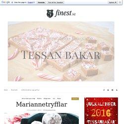 Mariannetryfflar - Tessanbakar