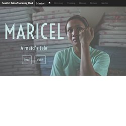 Maricel: A maid's tale