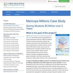 Maricopa Millions Case Study