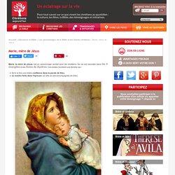Marie, mère de Jésus - Bible, Nouveau Testament