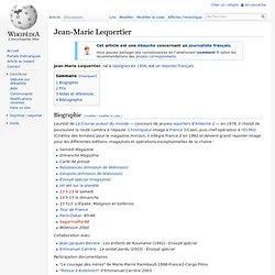 Jean-Marie Lequertier