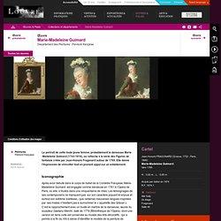 Fragonard: Marie-Madeleine Guimard