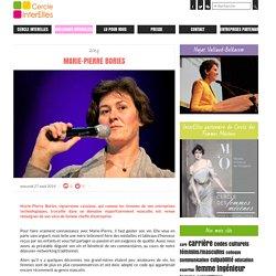 Marie-Pierre Bories