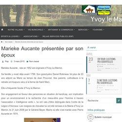 Marieke Aucante