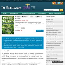 Medical Marijuana E-Book