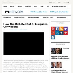 How To Get Out Of A Marijuana Felony Conviction