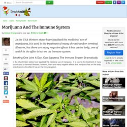 Marijuana and the Immune System · Men's Health articlest