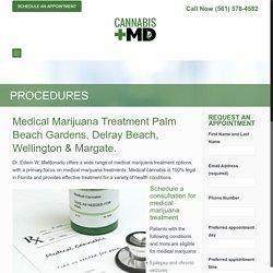 Medical Marijuana Treatment Palm Beach Gardens