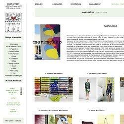 Marimekko boutique en ligne
