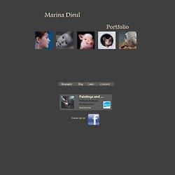 Marina Dieul Portfolio