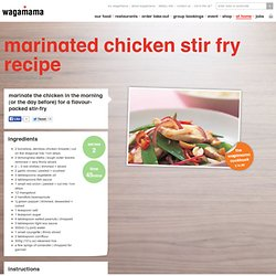 marinated-chicken-stir-fry