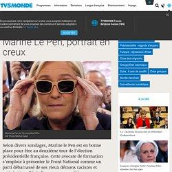Marine Le Pen, portrait en creux