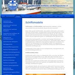 Deutsche Gesellschaft für Schiffahrts- und Marinegeschichte e.V., Karben - Schiffsmodelle