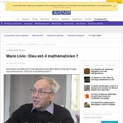 Mario Livio : Dieu est-il mathématicien ?