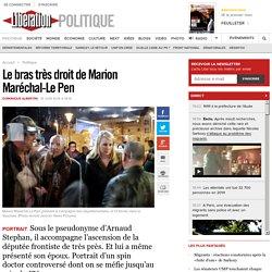 Le bras très droit de Marion Maréchal-Le Pen