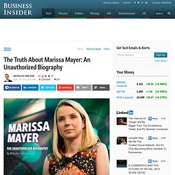 Marissa Mayer Biography