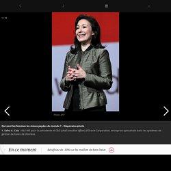 Marissa Mayer, son secret pour travailler 130 heures par semaine à l'époque Google