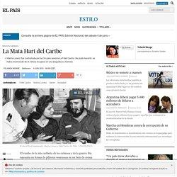 Marita Lorenz Fidel Castro: La Mata Hari del Caribe