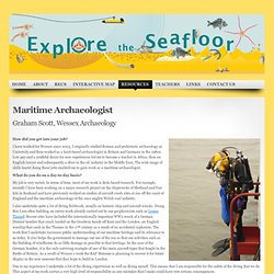 Maritime Archaeologist