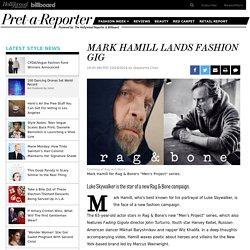 Mark Hamill's Rag & Bone Campaign