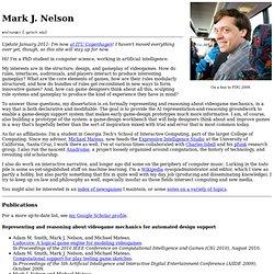 Mark J. Nelson