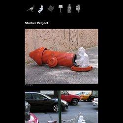 Mark Jenkins // Street Installations