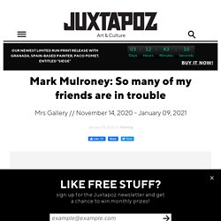 Mark Mulroney: So many of my friends are in trouble