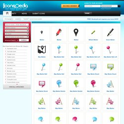 Download free Marker icons