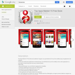 Top Apps Market 15 Free Store – Applications Android sur Google Play
