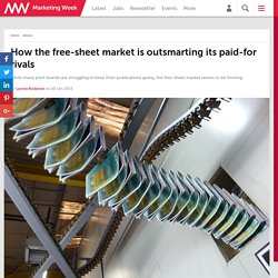 How the free-sheet market is outsmarting its paid-for rivals