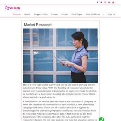 Market Research - Pinkdesk.org