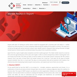 Market Research Report - YRC