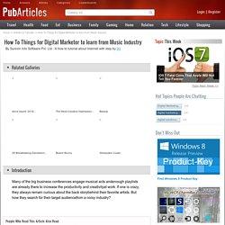 Digital marketing for transforming business