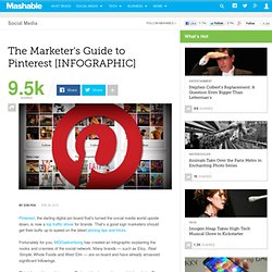 The Marketer's Guide to Pinterest