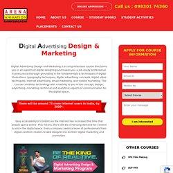 Digital Advertising Design Institute in kolkata