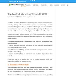 Content Strategy for Digital Marketing