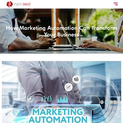 How Marketing Automation is Useful for Your Business