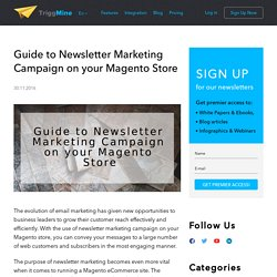 Email Marketing Automation for eCommerce