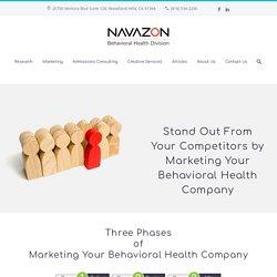 Marketing Behavioral Health Companies - Phase 2 During.