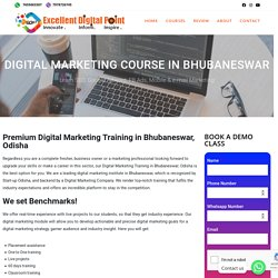 SEO Training in Bhubaneswar