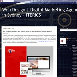 Why The Business Owners Need to Avoid Hiring The Web Developers From The Mediocre Agencies
