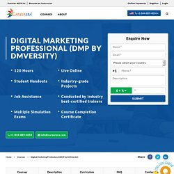 Digital Marketing Certification and Course Online