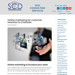 Online marketing best tips for Charlotte local businesses