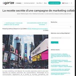 La recette secrète d'une campagne de marketing collaboratif réussie - Agorize