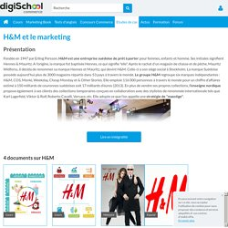 H&M : Etudes, Analyses Marketing et Communication de H&M