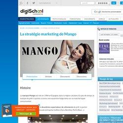 Mango : Etudes, Analyses Marketing et Communication de Mango