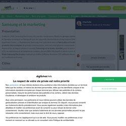 Samsung : Etudes, Analyses Marketing et Communication de Samsung
