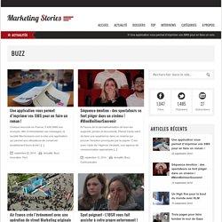 Blog de l'actualité marketing et communication